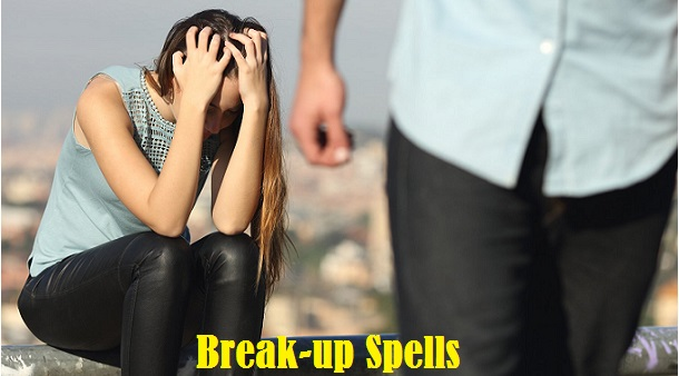Break-up spells