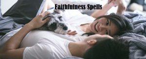 Faithfulness Spells
