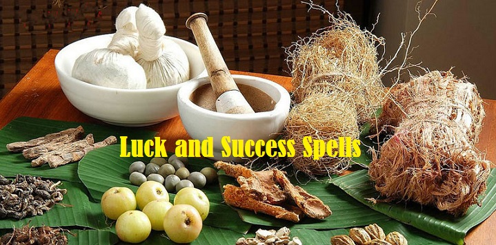 luck and success spells