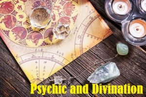 psychic and divination